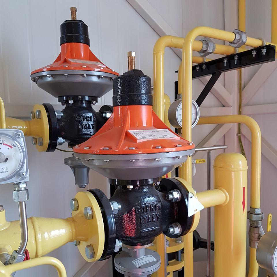Преимущества газового оборудования COPRIM!